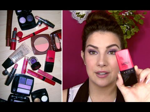 Avon True Color Perfectly Matte Lipstick: Complete Swatches! from YouTube · Duration:  5 minutes 10 seconds