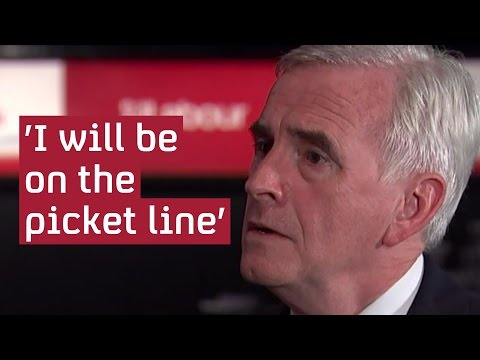 John McDonnell at Labour Party Conference: the full interview