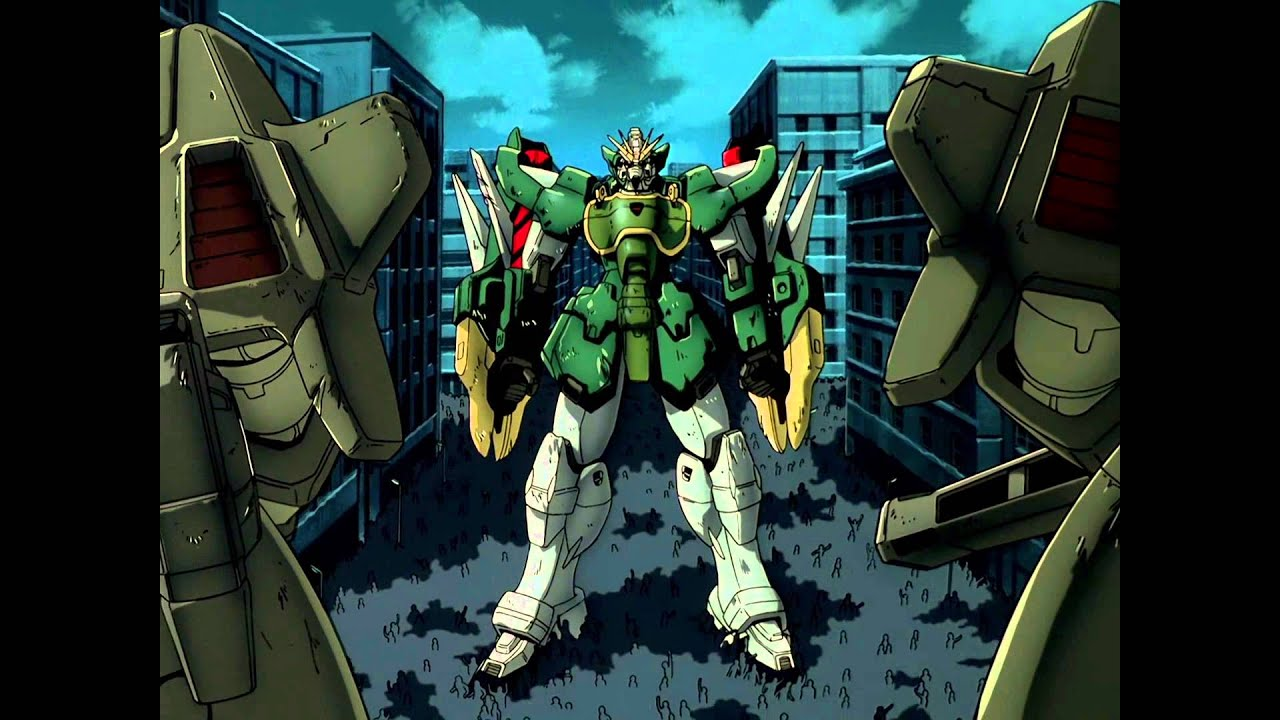 [Toonami 3.0] : Gundam Wing Endless Waltz - Suit Up, Again