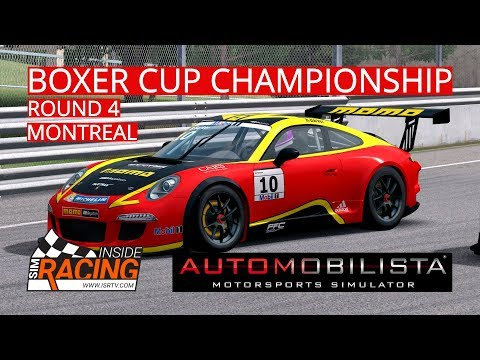 Automobilista - Boxer Cup Championship - Round 4 - Montreal