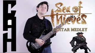 Sea of Thieves Guitar Medley by: Chris Allen Hess