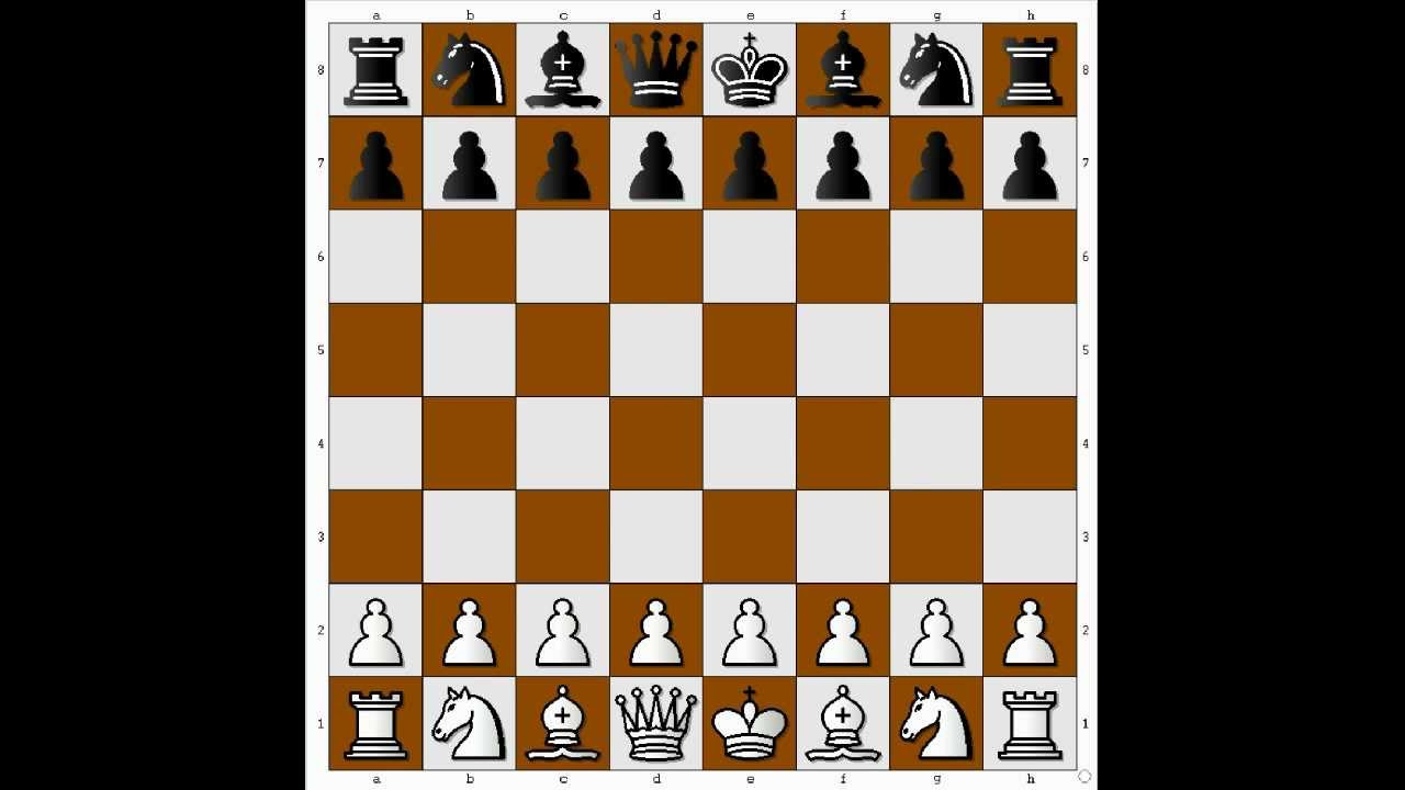 Anleitung Schach