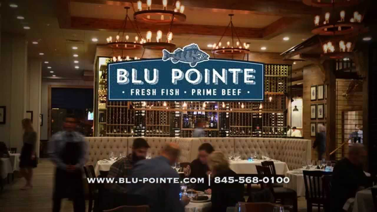 Blu Pointe Newburgh Waterfront Restaurant Youtube