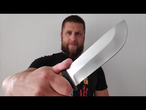 Новинка! Нож ТОЛСТЯК Златоуст АиР. Добрый :)