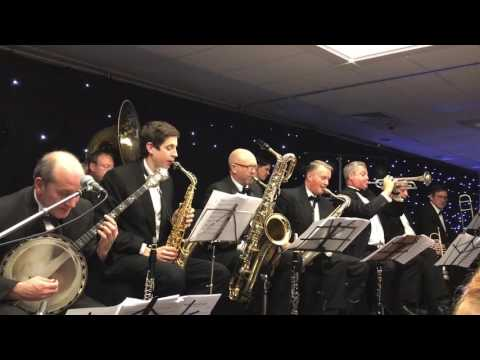 Stomp Off, Let's Go! - Keith Nichols & His Stomp Off, Let's Go Orchestra - Whitley Bay 2016