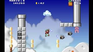 Mario Forever Remake v3.0 - Power-up Laboratory