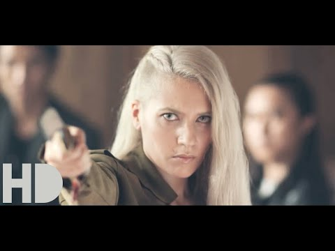 SHE IS A TOTAL BADASS😐   MUST WATCH MOVIE   THE NIGHT COMES FOR US   WATCH AT NETFLIX
