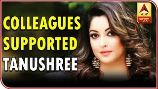 TOP 25: India's #MeToo Movement: Bollywood Finally Speaks Up For Tanushree Dutta | ABP News