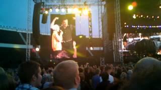 Bruce Springsteen Helsinki 2012 - Waitn