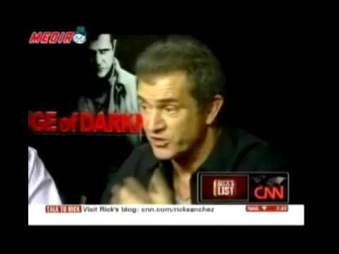 Mel Gibson Gets Angry w/ Reporter About Jewish Question