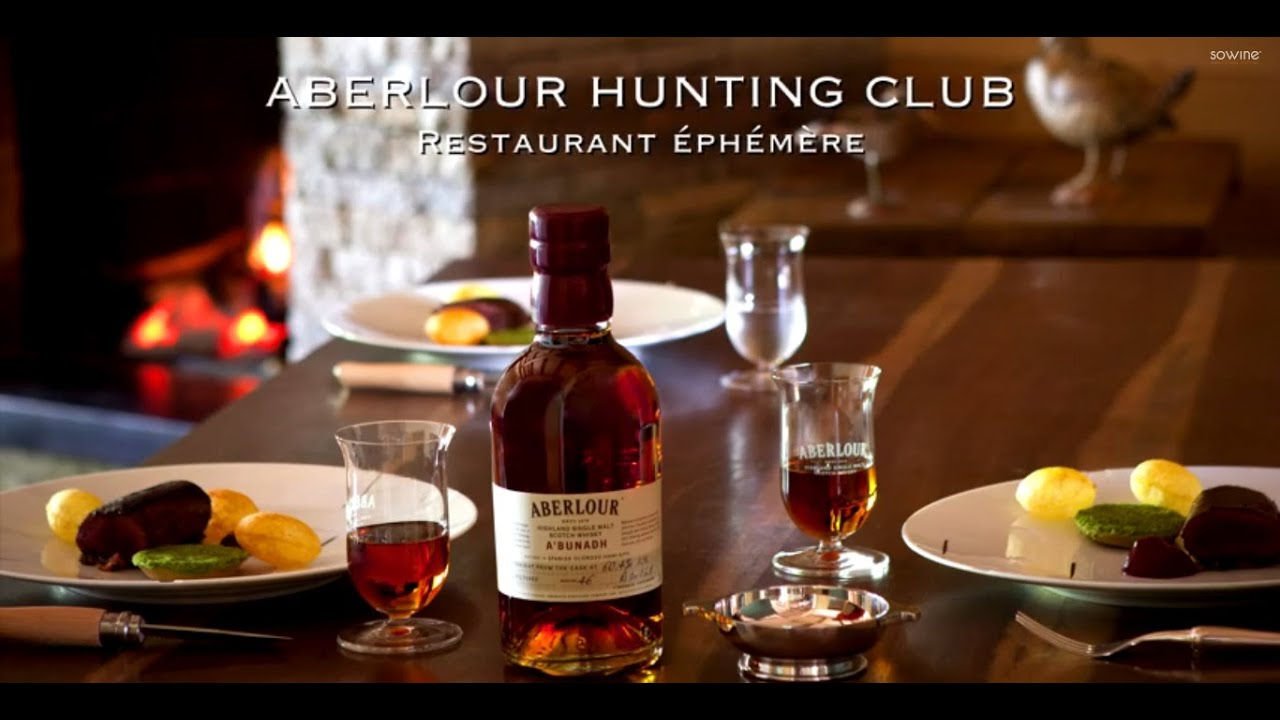 Aberlour Hunting Club 2014 preview - YouTube
