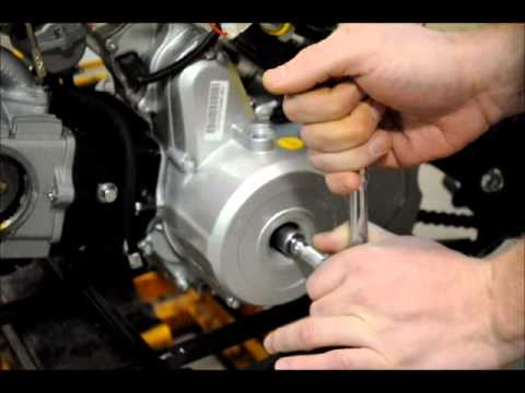 How to Ajdust the Valves on a Chinese ATV Engine | Q9 PowerSports USA  YouTube