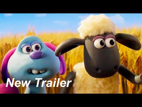 Барашек Шон: Фермагеддон // Shaun the Sheep Movie: Farmageddon — Русский трейлер #2 (2020)