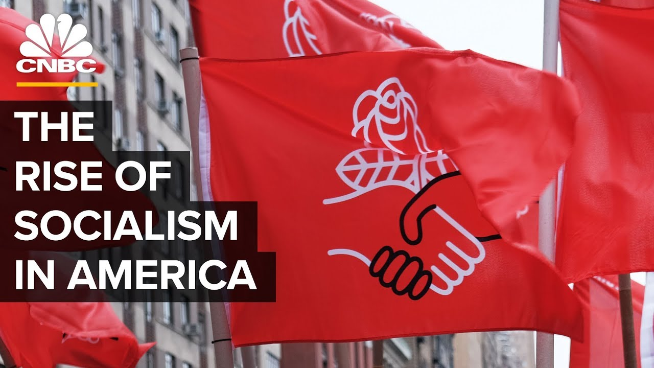 Why Democratic Socialism Is Gaining Popularity In The United States