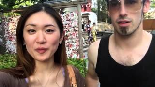 SherryBerry Tokyo Trip Day 1 [Ft. Tokyo Lens]