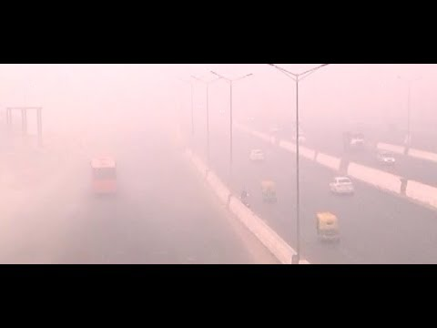 Smog in Delhi: Schools to reopen today amid effects of deadly air pollution