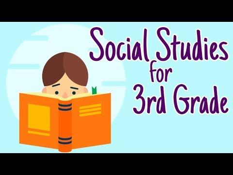 Social Studies for 3rd Grade Compilation