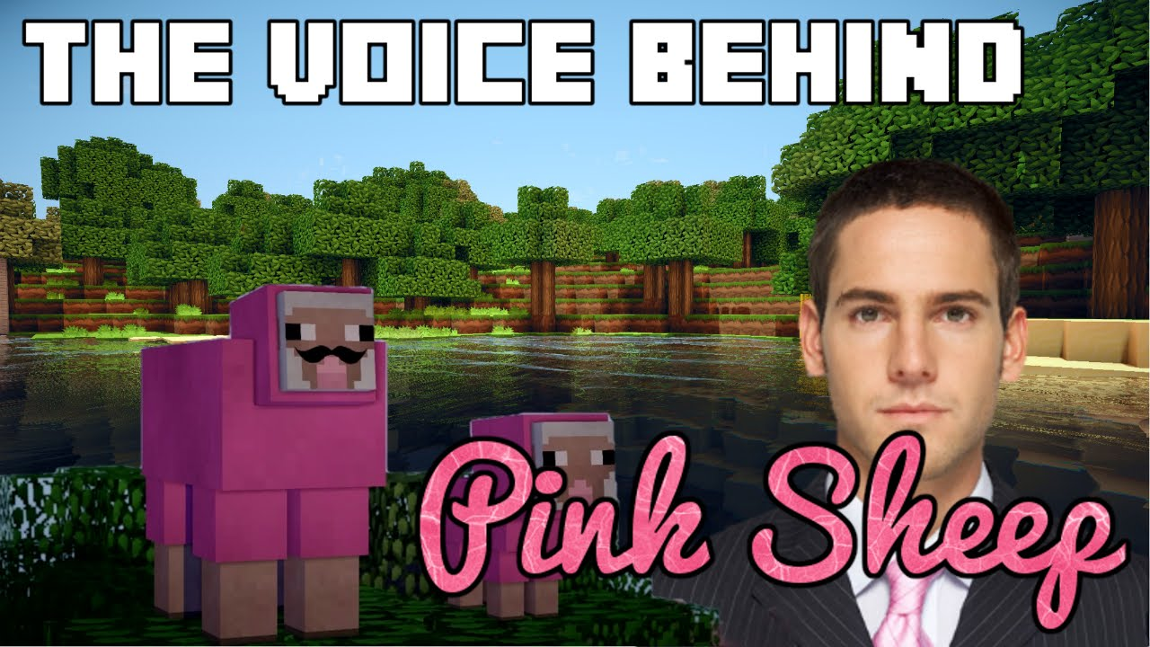 WHAT IS THE VOICE OF THE PINK SHEEP? ExplodingTNT's Pink Sheep ...