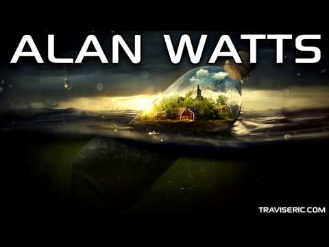Alan Watts - Perception Is Reality