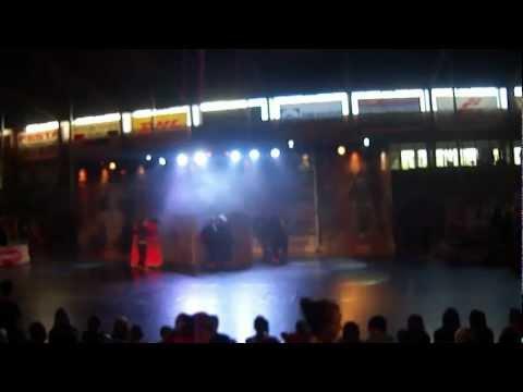 Spider Dance Company  - Fakt Mi Piješ Krev - TSR 2012