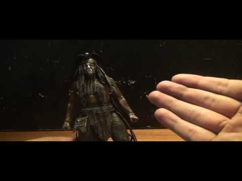 """Toy Review: Neca """"The Lone Ranger"""" Tonto"""