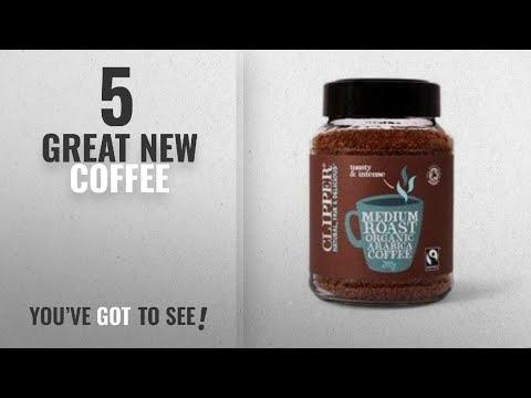 Top 10 Clipper Coffee [2018]: CLIPPER FAIRTRADE ORGANIC INSTANT MEDIUM ROAST ARABICA COFFEE, 200g
