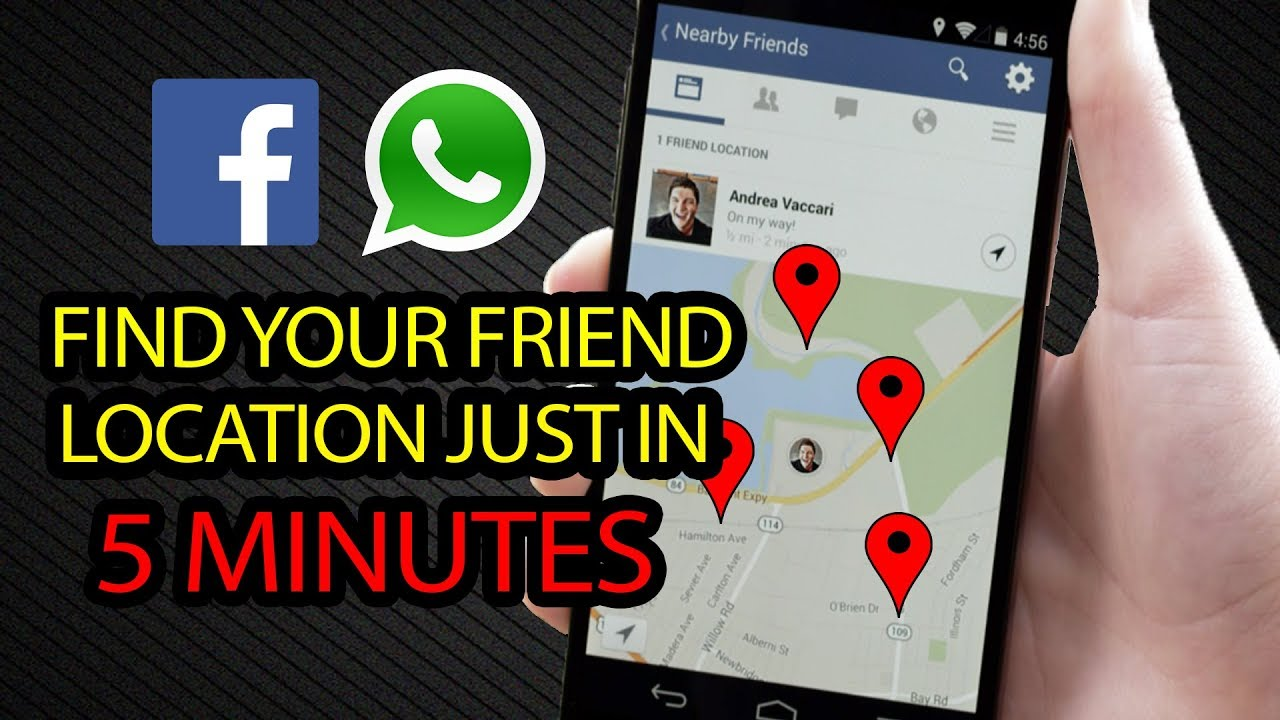 Find a facebook friend by phone number