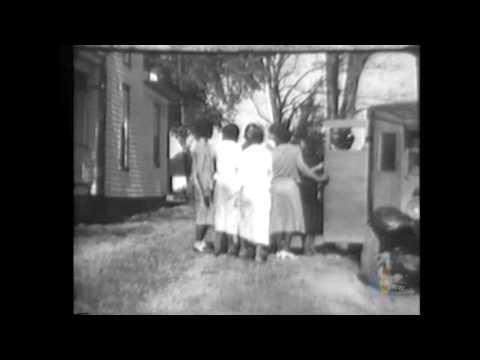 Separate And Unequal | NAACP Outtakes from South Carolina in 1936 (Silent Footage)