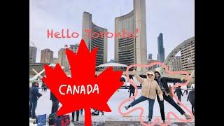 코로나시국에 토론토여행 소환하기 토론여행 Vlog 1박…