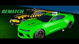 Roblox Camaro Club Race - One shall stand, One shall fall