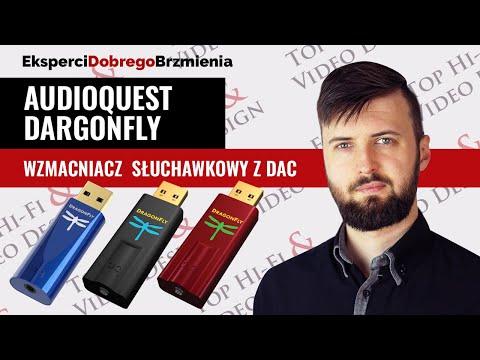 Przetworniki AudioQuest Dragonfly