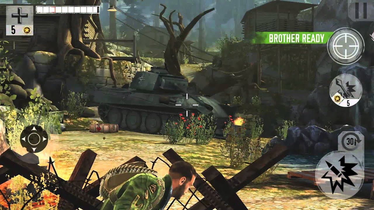 Brothers in arms 3 sons of war walkthrough raid mission tank brothers in arms 3 sons of war walkthrough raid mission tank annihilation malvernweather Images