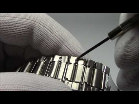 How to Size a Folded Link Bracelet - Watch and Learn #16