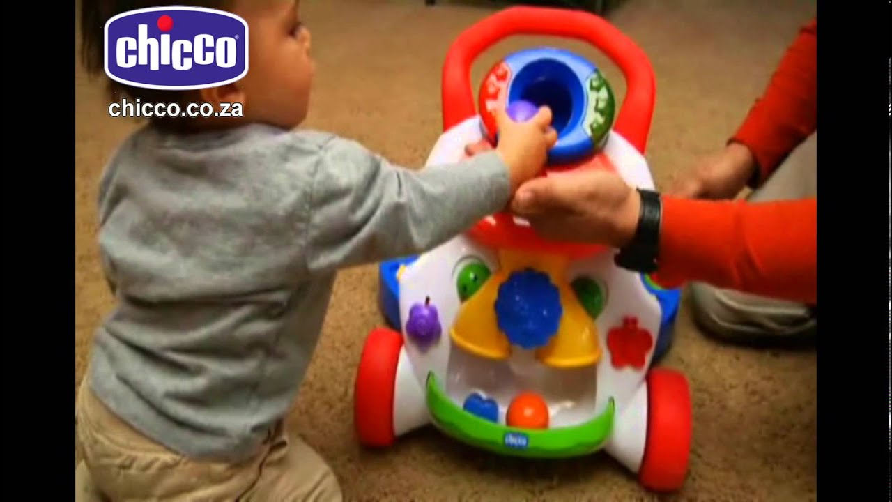 Chicco South Africa Baby Steps Activity Walker Youtube