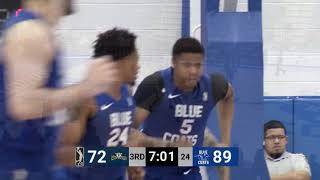 Justin Patton with 20 Points vs. Fort Wayne Mad Ants
