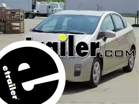 Trailer Wiring Harness Installation - 2010 Toyota Prius