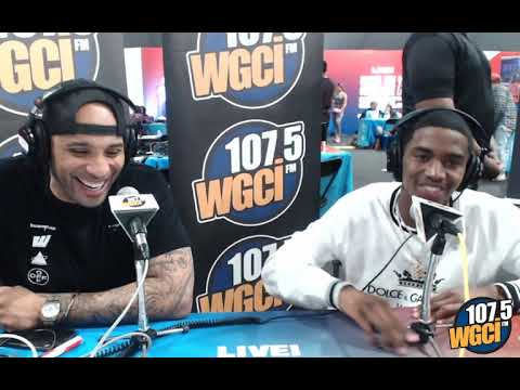 Tone Kapone - Tone Kapone is LIVE with King Combs