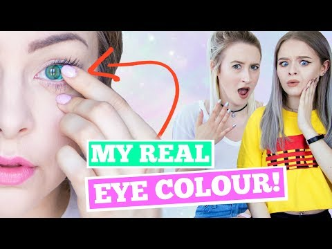 My Real Eye Colour, Fake Youtubers, Pregnancy and Merch !