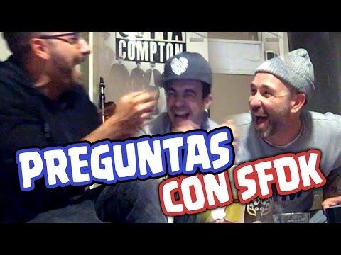 PREGUNTAS Con SFDK !! | PUNYASO