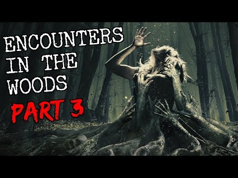 5 TRUE SCARY STORIES: Encounters in the Woods (Part 3) -Feat.Mr.Sinister
