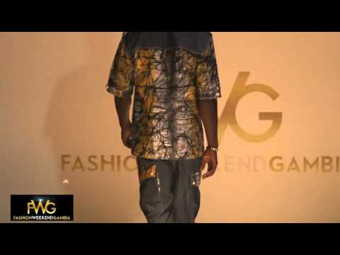 SALAM BATIK - FASHION WEEKEND GAMBIA 2015.