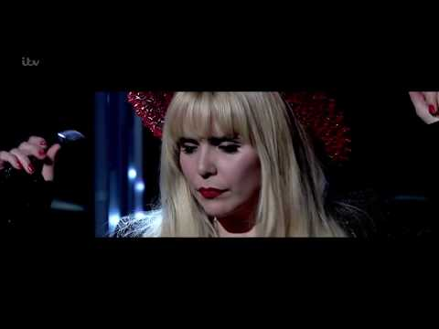 Paloma Faith - Crybaby - Live -The Jonathan Ross Show