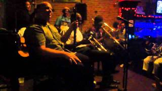 "Palmetto Bug Stompers - ""Little Brown Jug"" - on Frenchmen St. - New Orleans"
