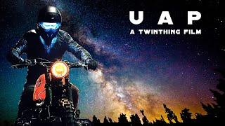 'UAP' Custom BMW R80 Build by TwinThing Custom Motorcycles - Sci-fi Short Film