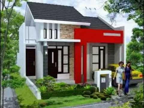 Model Desain Rumah Minimalis Sederhana Idaman [Bagusdan Keren] & Model Desain Rumah Minimalis Sederhana Idaman [Bagusdan Keren] - YouTube