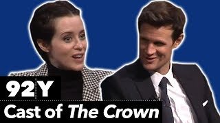 Conversation with the cast of The Crown