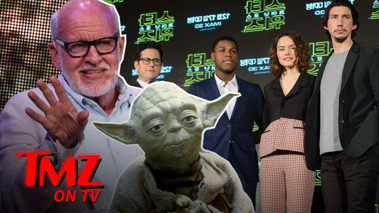 Voice Of Yoda Shades Final 'Star Wars' Film | TMZ TV
