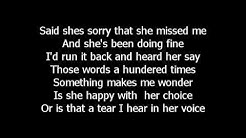 Is that a tear - Tracy Lawrence