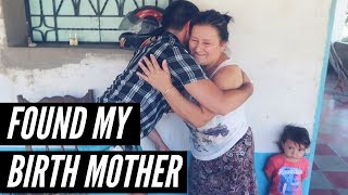 I Found My Birth Mother in El Salvador | La Reina - Chalatenango