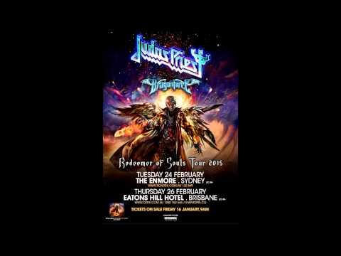 Judas Priest - Live in Australia (2015) HD -Redeemer of Souls-